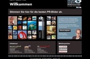 news aktuell (Schweiz) AG: Abstimmung zum PR-Bild Award 2013: Welches ist das beste PR-Bild des Jahres?