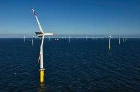 Trianel GmbH: Inbetriebnahme des Trianel Windpark Borkum / Stadtwerke eröffnen ersten kommunalen Offshore-Windpark