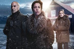 """Sky Deutschland: Ein friedlicher Ort in der Arktis wird von einem Mord erschüttert: Sky startet neue Thrillerserie """"Fortitude"""" zeitgleich in Europa"""