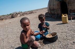 Stiftung Menschen für Menschen Schweiz: Dürrekatastrophe in Äthiopien: Die Situation spitzt sich dramatisch zu