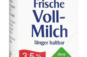 """LIDL: Qualitätsvorstoß: Lidl Deutschland führt bundesweit gentechnikfreie Frischmilch ein / Eigenmarke """"Milbona"""" wird schrittweise komplett auf Gentechnikfreiheit umgestellt"""