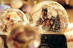 Der Düsseldorfer Weihnachtsmarkt erobert die Leinwand und die Social Media Welt / DMT macht mit Kurzfilmen online und im Kino Lust auf das beliebte Event im Advent