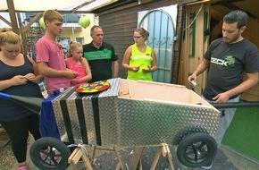 """RTL II: """"Die Wollnys"""" - Haralds Traum vom Seifenkistenrennen"""