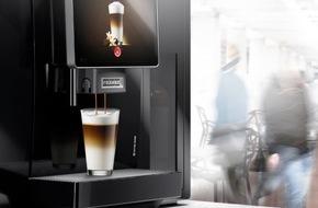 Franke Coffee Systems: Internet of Things - Franke erfüllt schon heute Kaffee-Träume von morgen