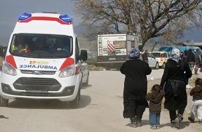 ASB-Bundesverband: EU beauftragt ASB mit der Betreuung von Flüchtlingen in Griechenland