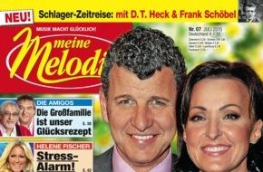 """Meine Melodie: Stefan Mross und seine Frau Susanne warten auf ihr zweites Baby / """"Die Schwangerschaft verläuft super!"""""""