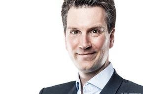 comevis GmbH & Co. KG: Vertriebschef der ARD & ZDF Fernsehwerbung wechselt zu comevis /  Tobias Lammert erhört die Acoustic Performance im Markt für Audio Branding