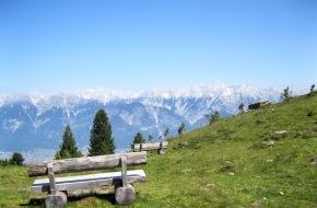 TVB Region Hall-Wattens: Unterwegs auf Traumpfaden zwischen Karwendel und Zentralalpen