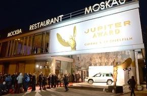 Skoda Auto Deutschland GmbH: SKODA macht den Jupiter Award mobil