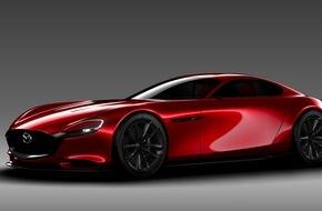 """Mazda: """"Car Design Award"""" geht an den Mazda RX-Vision"""