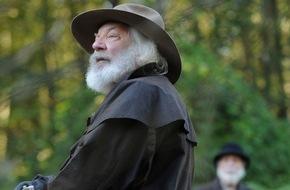 """Tele 5: Donald Sutherland: """"Ich habe mich für die Rolle in 'Tribute von Panem' beworben."""" (FOTO)"""
