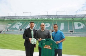 WIENWERT AG: WIENWERT neuer Teampartner des SK Rapid Wien