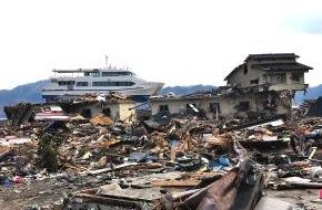 PHOENIX: MEIN AUSLAND/ERSTAUSSTRAHLUNG    Leben mit der Katastrophe - Fukushima und die Folgen Sonntag, 3. Juli 2011, 21.45 Uhr (mit Bild)