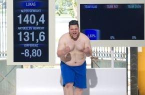 """SAT.1: Minus 8,8 Kilo in einer Woche! """"The Biggest Loser TEENS""""-Kandidaten starten beeindruckend in den Abnehm-Wettbewerb - ab Sonntag, 14. September 2014, um 17:00 Uhr, neu in SAT.1"""