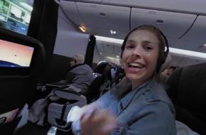 Air New Zealand: Wie im Flug nach Neuseeland