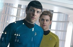 """ProSieben Television GmbH: Erfolgreichster """"Star Trek"""" aller Zeiten: """"Star Trek Into Darkness"""" am 5. April 2015 auf ProSieben (FOTO)"""