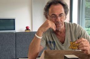 WDR Westdeutscher Rundfunk: Hugo Egon Balder geht in WDR-Dokumentation auf Vorfahren-Suche