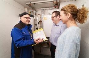 RWE Effizienz GmbH: RWE Hauswärme: Neue Gas-Brennwertheizung ohne Anschaffungskosten