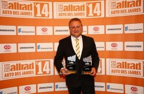 Skoda Auto Deutschland GmbH: Doppelsieg für SKODA: Octavia Combi 4x4 und Yeti 4x4 sind die ,Allradautos des Jahres'