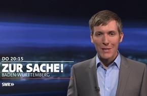 """Junge Flüchtlinge - unbegleitet, minderjährig und gefährlich? """"Zur Sache Baden-Württemberg"""", 15.12.2016, 20.15 Uhr, SWR Fernsehen in Baden-Württemberg"""