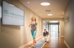 Asklepios Kliniken: Neues Asklepios Institut für Sportmedizin bietet breites Spektrum für Leistungs- und Freizeitsportler / Langjährige Erfahrung in der Betreuung von Topathleten und Olympiasiegern