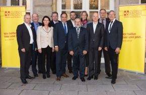 ASB-Bundesverband: 19. ordentliche ASB-Bundeskonferenz in Stuttgart: Bundesvorsitzender Knut Fleckenstein im Amt bestätigt