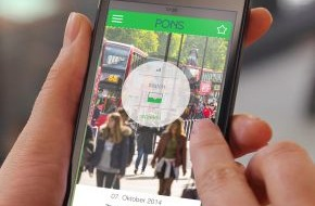 PONS GmbH: Für 5 Minuten schnell nach Großbritannien oder in die USA - kein Problem mit der neuen Sprachkalender-App von PONS