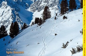 Wandermagazin SCHWEIZ: Wandermagazin SCHWEIZ: Die schönsten Schneeschuhtouren