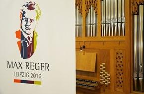 Leipzig Tourismus und Marketing GmbH: Der Leipziger Jubiläumsreigen geht weiter: Max-Reger-Festjahr 2016 in Leipzig