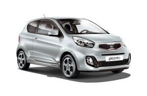 """KIA Motors Deutschland GmbH: Kia Picanto*: Topversion mit kostenlosem """"Premium""""-Paket"""