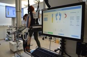 REHA Technology AG: G-EO System @ Klinik Bethesda, Tschugg (FOTO)