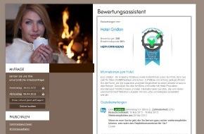 ncm.at - net communication management gmbh: Die besten Gästebewertungen auf der eigenen Hotelseite