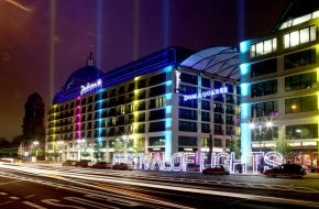 Union Investment Real Estate GmbH: FESTIVAL OF LIGHTS[TM] taucht Berlin zum fünften Mal ins Lichtermeer vom 14. bis 25. Oktober 2009