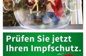 pharmaSuisse - Schweizerischer Apotheker Verband / Société suisse des Pharmaciens: Impfberatung: Beitrag der Apotheken zur medizinischen Grundversorgung