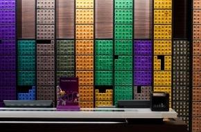 Manor AG: Deux nouvelles boutiques intégrées Nespresso dans les grands magasins Manor de Lugano et Genève
