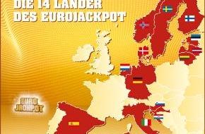Eurojackpot: Happy Birthday Eurojackpot / Am 23. März feiert die Lotterie Eurojackpot ihren ersten Geburtstag