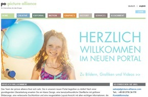 dpa Picture-Alliance GmbH: Neues Medienportal der picture alliance online