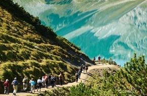 Alpenregion Bludenz Tourismus GmbH: berge.hören � Gaumenschmaus, Kulturgenuss und Wanderlust