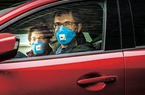 AUTO BILD: AUTO BILD-Reportage: Dicke Luft im Autoinnenraum: NO2-Belastung alarmierend hoch