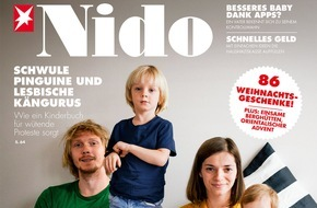 """Gruner+Jahr, Nido: NIDO-Interview mit Carolin Kebekus: """"Für zwei perfekte Tage brauche ich nicht viel: einen Sieg des 1. FC Köln, Freunde und ein paar Kölsch"""""""