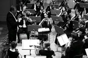 Schweizer Jugend-Sinfonie-Orchester: Schweizer Jugend-Sinfonie-Orchester - Das junge Orchester mit alter Tradition auf Frühjahrstournee