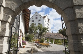 Museum Aargau: Die Schlossdomäne Wildegg lädt die Bevölkerung zum grossen Schlossfest / Sonntag, 2. September, 10-17 Uhr