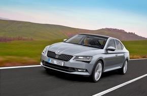 Skoda Auto Deutschland GmbH: Gelungener Jahresauftakt: SKODA mit Absatzrekord im Januar