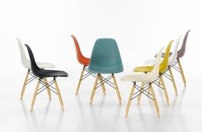 GOODFORM AG: Wie einfach aus 5 Vitra Eames Stühlen 6 werden können