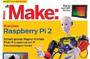 Make: Schnelles Bastelprojekt bei Make: Laserdruck auf Geschirr / Teller mit witzigen Motiven aufpeppen