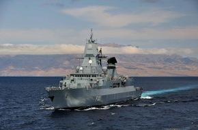 Presse- und Informationszentrum Marine: Einsatz- und Ausbildungsverband 2015 kehrt nach Wilhelmshaven zurück