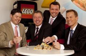 LEGO GmbH: LEGO GmbH trotzt Finanzkrise: Umsatzplus und klarer Marktführer / Klassische Produktlinien und Spielthemen bei Konsumenten weiterhin hoch im Kurs