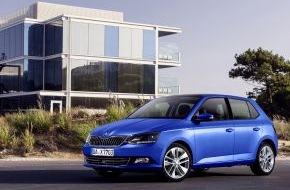 Skoda Auto Deutschland GmbH: SKODA Auslieferungen wachsen im Oktober um 8,6 Prozent (FOTO)