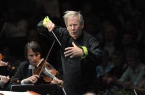 Migros-Genossenschafts-Bund Direktion Kultur und Soziales: Migros-Pour-cent-culturel-Classics: tournée II de la saison 2013/2014 / Sir John Eliot Gardiner redécouvre Beethoven