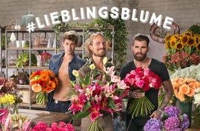 Blumenbüro: Nachgefragt: Eine Studie über die Lieblingsblumen der Deutschen - Lieblingsmenschen verdienen Lieblingsblumen